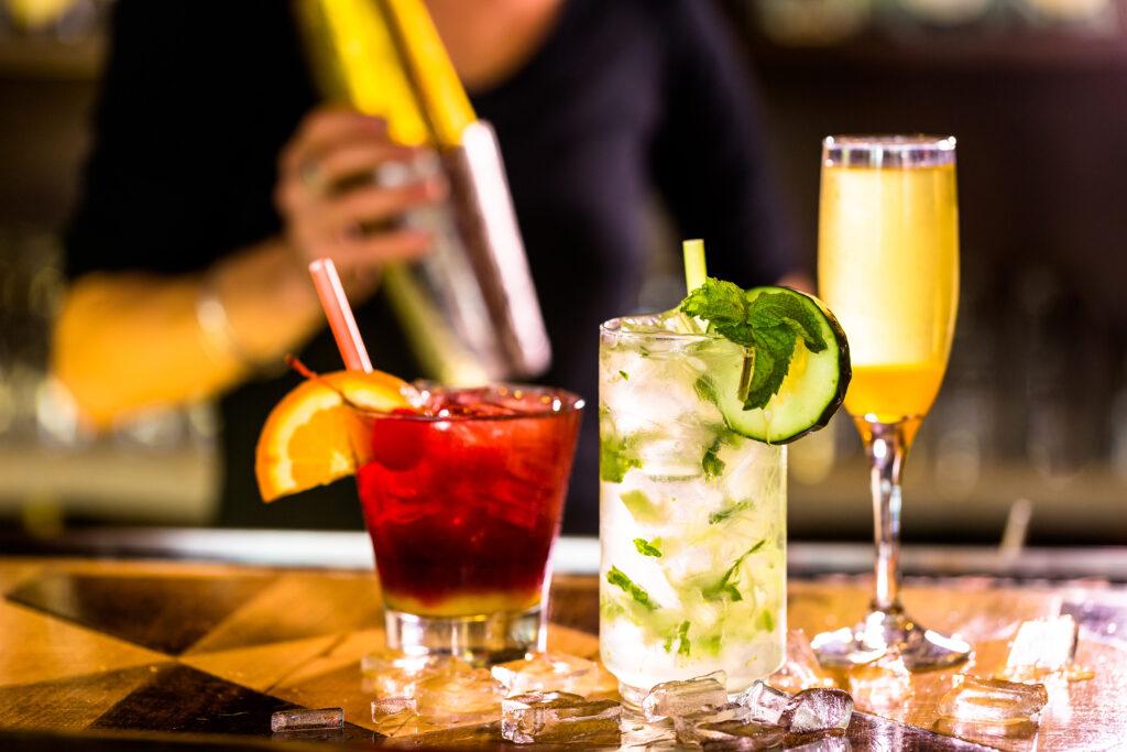 Kontakt restauranger barer hotell
