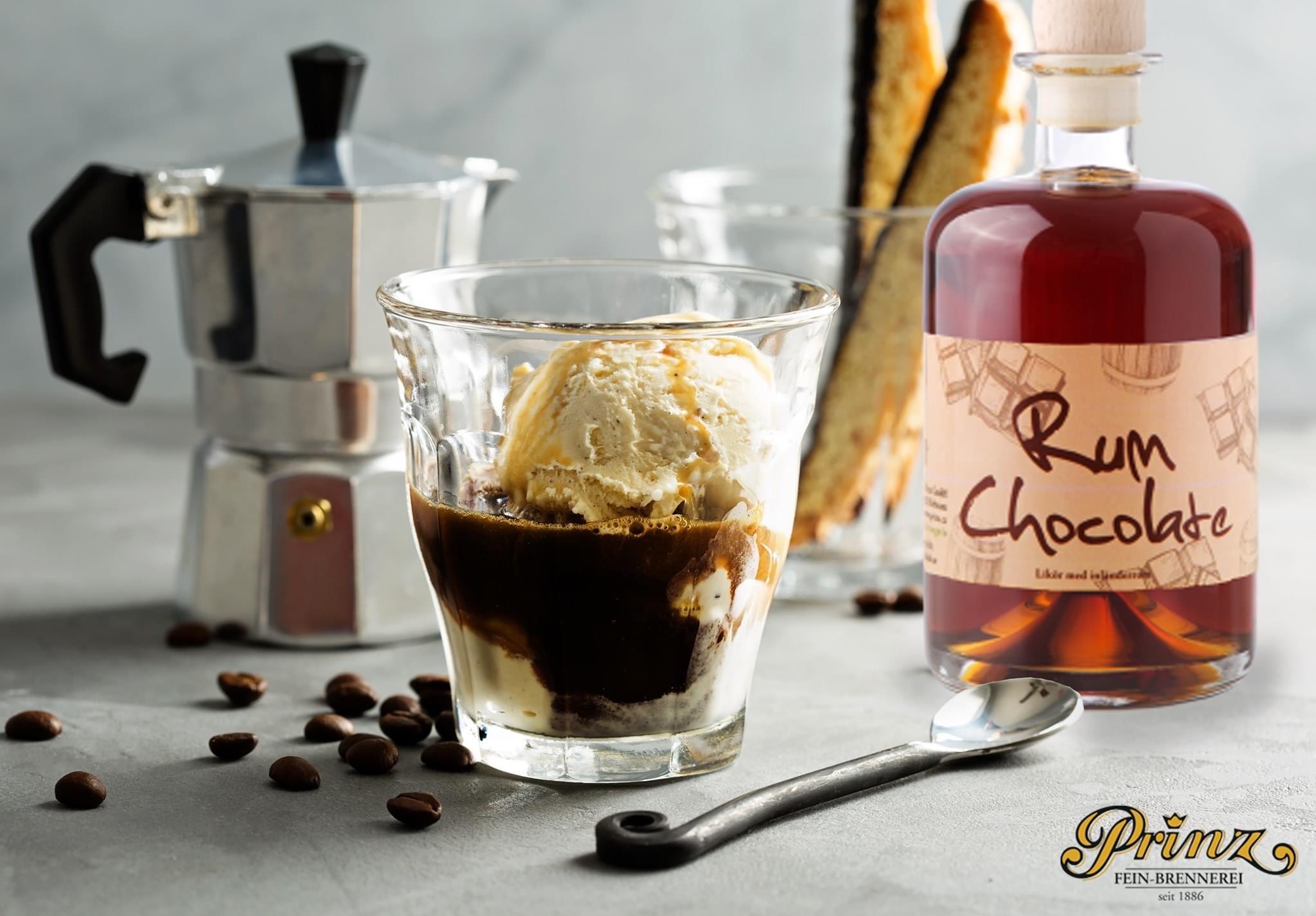 prinz chocolate rum