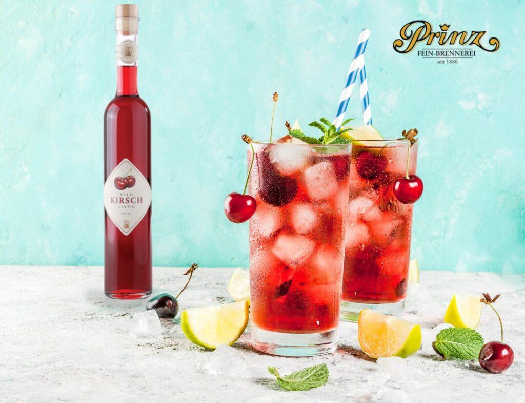 recept cocktail körsbärsdröm